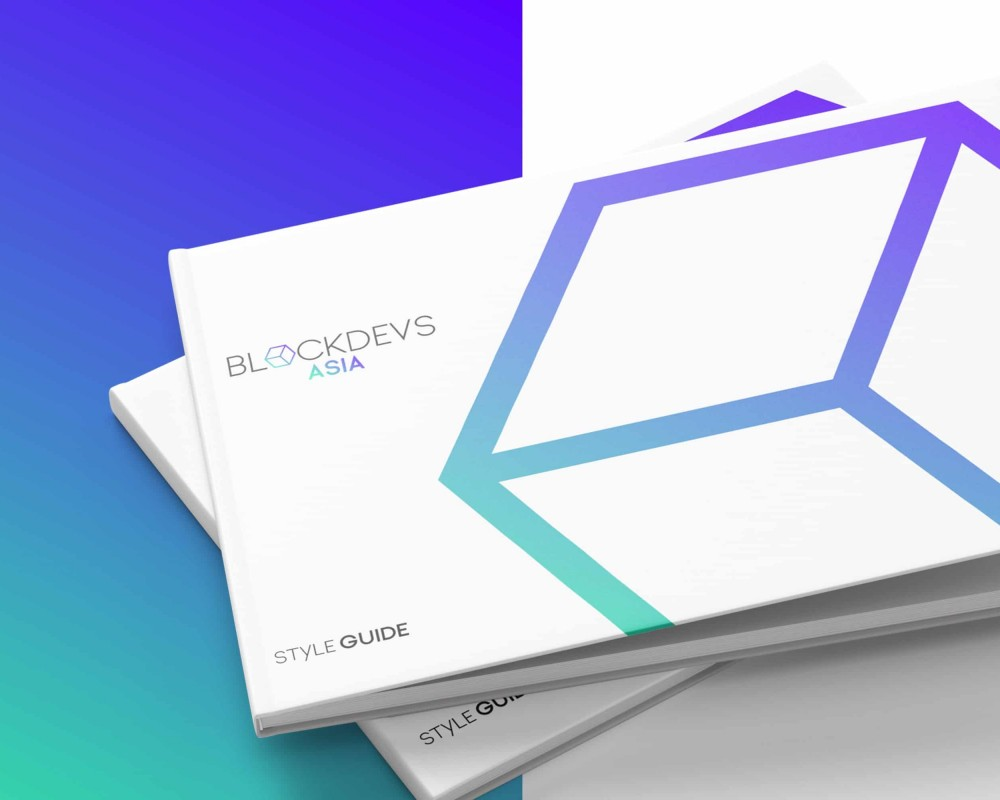 BlockDevs Asia Business Cards