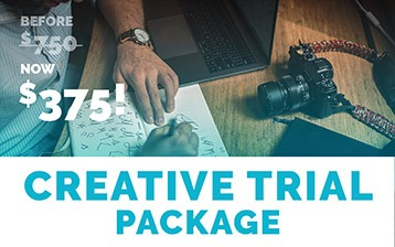 Creative Trial Package